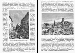 """LES TREMBLEMENTS DE TERRE De """"  DECEMBRE 1884 Et JANVIER 1885 En ANDALOUSIE  """"  1885 (1) - Spain"""