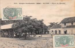 SOUDAN / Kayes - Place Du Marché - Belle Oblitération - Sudan