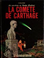 Yves Chaland - Les Aventures De Freddy Lombard  3 - La Comète De Carthage - Les Humanoïdes Associés / Col. Eldorado - Bücher, Zeitschriften, Comics