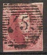 Nr. 5 Met CENTRALE Stempel P45 Van GENT In Zéér Goede Staat Met Mooie Randen (zie Scan) ! Inzet Aan 35 € (OBP = 600