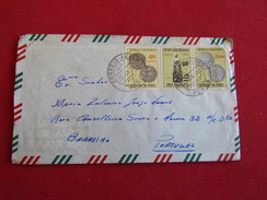 India Portuguesa Lettre Goa-Ponda Para Portugal 1960 - India