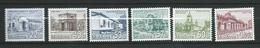 Moldova 2006 Definitive Issue.Protected Buildings.MNH - Moldova