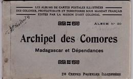 Archipel Des COMORES   (carnet Très Rare) - Mayotte
