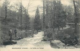 23 BOURGANEUF  La Vallée Du Verger 2scans - Bourganeuf