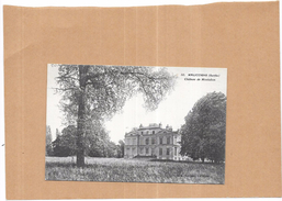 MALICORNE - 72 - Chateau De Montabon - LYO87 - - Malicorne Sur Sarthe