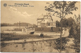 Overmeire-Donck NA1: Villa En Park Van Mr Bracke 1926 - Berlare