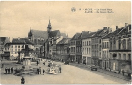 Alost NA4: La Grand'Place - Aalst