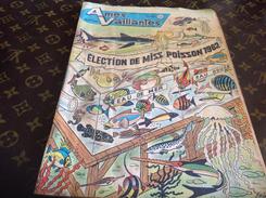 ÂMES VAILLANTES Magazinesfete Carnaval à Arpajon élections Miss Poisson 1962 - Autre Magazines