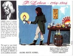 Buvard  -  P. LEBON 1769 - 1804 - Blotters