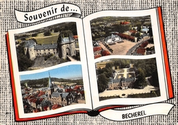 35-BECHEREL- VUE DU CIEL MULTIVUES - Bécherel