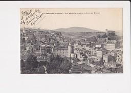 07 Annonay Vue Générale Prise De La Croix Mission Cachet 1914 - Annonay