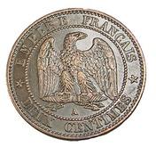 Deux Centimes - Napoléon III   - France - 1862 A - Paris -  Bronze - TTB+ - - France