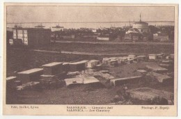 (Grèce) Salonique 164, Rollet, Cimetière Juif - Grèce