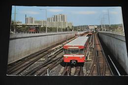 1110- Nürnberg, Neuselsbrunn, U-Bahn - Nuernberg