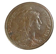 Deux Centimes - Dupuis  - France - 1911 -  Bronze - Sup - - B. 2 Centesimi