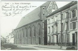 Gand.  Musée D'Archéologie. - Gent
