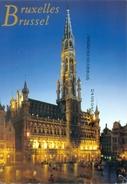 Belgique - Bruxelles - 2002 - Grand Place - Editions Thill Bruxelles - Ecrite, Timbrée, Circulée - 1580 - Squares