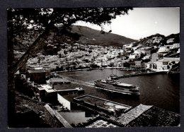 1962 HYDRA VIEW FG V  SEE 2 SCANS - Grecia