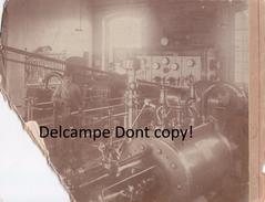 Foto Meseritz Miedzyrzecz Neumark Elekrtische Zentrale 1899 Siemens Halke Monteuer Und Maschinenmeister - Neumark