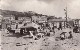 Boulogne Sur Mer 62 - Plage - Sauveteurs - Calvaire Des Marins - Editions Du Globe Paris - Boulogne Sur Mer