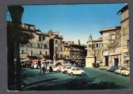 1970 TIVOLI PIAZZA RIVAROLA FG V  SEE 2 SCANS ANIMATA - Tivoli
