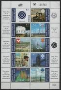 Venezuela (1985) Yv. 1188/97  /  Energy - Oil - Pretrole - Petroleum - Petroleo - OPEP
