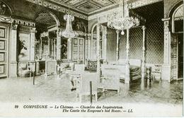 60 - Château De COMPIEGNE - Chambre Des Impératrices - Compiegne