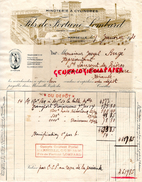 13 - MARSEILLE - BELLE FACTURE FILS DE FORTUNE LOMBARD- MINOTERIE A CYLINDRES- MARQUE LA FORTUNE- 1931 - France