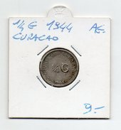Curacao - 1944 - 1/4 G. - Argento - (FDC4527) - Curaçao