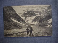 Vallée Des ETANCONS -  38  -  La Brêche Et Le Glacier  -  ISERE - Otros Municipios