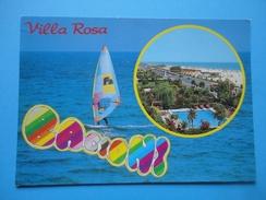 Villa Rosa - Martinsicuro - Teramo - Bacioni - Vedutina  Mare E Spiaggia - Teramo