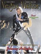 Johnny Hallyday : Las Végas 2 Revues En Américain Du 27 Novembre 1996(du Spectacle à Vegas) - Magazines
