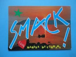 Marina Di Carrara - Massa Carrara - Smack Love Cuore - Tramonto - Carrara