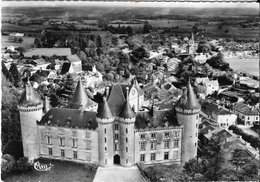 Verteuil Le Chateau Vue Aerienne - France