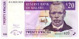Malawi P.62 20 Kwacha 2006  Unc - Malawi