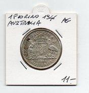 Australia - 1946 - 1 Fiorino - Argento - (FDC4529) - Australia
