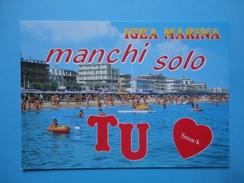 Igea Marina - Rimini - Manchi Solo Tu - Smack - Cuore - Panorama Spiaggia E Alberghi - Rimini