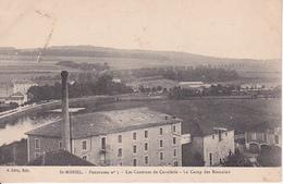 CPA Saint Mihiel - Panorama No. 5 - Les Casernes De Cavalerie - La Camp Des Romains (28681) - Saint Mihiel