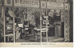 CPA 27 ( Eure ) - Carte Publicitaire  Maison Mce MAROQUESNE, Luthier - Instruments De Musique- Juillet 1927 - Sonstige Gemeinden