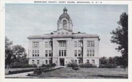 South Dakota Brookings The Brookings County Court House - Brookings