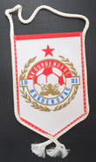 NK DJURDJENOVAC, CROATIA  FOOTBALL CLUB, CALCIO OLD PENNANT, SPORTS FLAG - Uniformes Recordatorios & Misc