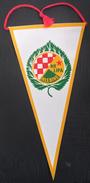 NK LIPA, HLEBINE, CROATIA  FOOTBALL CLUB, CALCIO OLD PENNANT, SPORTS FLAG - Uniformes Recordatorios & Misc