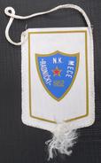 NK RADNICKI, MECE, CROATIA  FOOTBALL CLUB, CALCIO OLD PENNANT, SPORTS FLAG - Uniformes Recordatorios & Misc