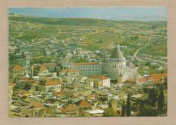 Israel Old Postcards Nazareth. Church Annunciation  Places Of The Bible - Israel