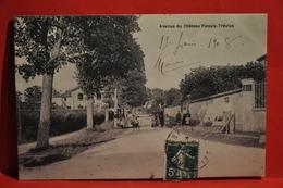 Plessis-Trévise - Avenue Du Chateau Plessis Trévise - France