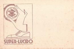 """05755 """"SUPER LUCIDO SENZA ACIDI - CREMA PER CALZATURE - CIRULLI ARCHIVE 1948"""" CARTA ASSORBENTE - Chaussures"""