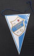 NK RADE STOJANOVIC, DOPSIN, CROATIA  FOOTBALL CLUB, CALCIO OLD PENNANT, SPORTS FLAG - Uniformes Recordatorios & Misc