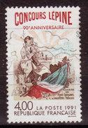 FRANCE - 1991 -YT N° 2694 - Oblitéré - Concours Lepine - Frankreich