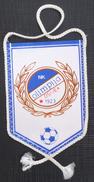 NK OLIMPIJA, OSIJEK, CROATIA  FOOTBALL CLUB, CALCIO OLD PENNANT, SPORTS FLAG - Uniformes Recordatorios & Misc