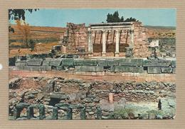 Israel Old Postcards Capharnaum Places Of The Bible - Israel